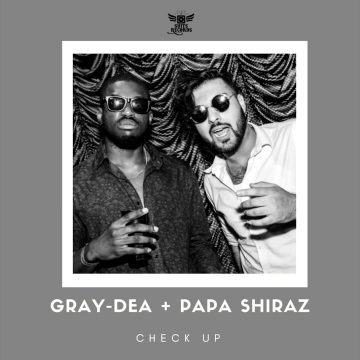 PaPa Shiraz & Gray-de A - Check UP