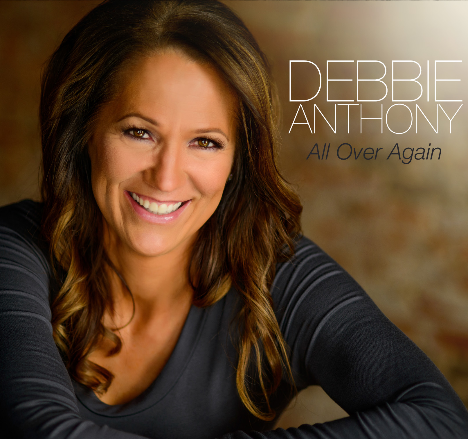 Debbie Anthony - All Over Again