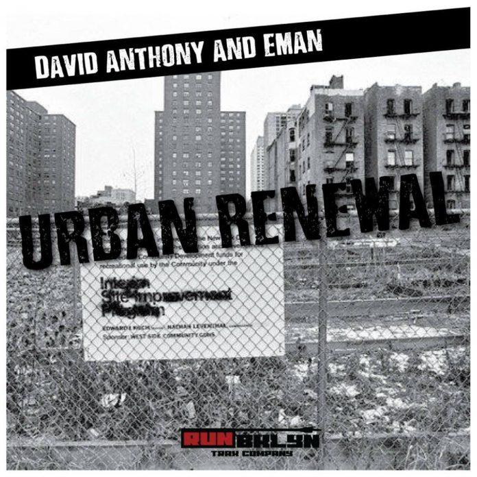 DAVID ANOTHNY & EMAN - URBAN RENEWAL