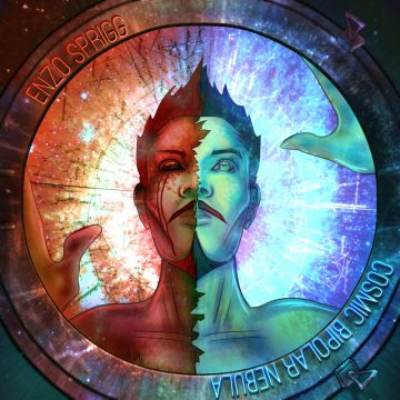 Enzo Sprigg - Cosmic Bipolar Nebula