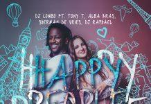 Happy People by DJ Combo ft. Tony T., Alba Kras Sherman De Vries & DJ Raphael
