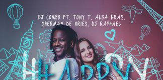 Happy People by DJ Combo ft. Tony T., Alba Kras Sherman De Vries & DJ Raphael