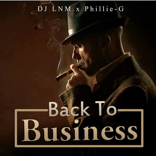 Phillie-G - Back To Business