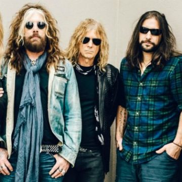 The Dead Daisies - We're An American Band