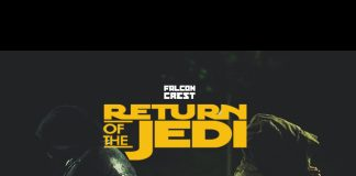 FalconCrest - Return of the Jedi Freestyle by Nas Starwarz