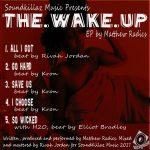 Matthew Raddics releases The Wake Up EP