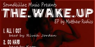 Matthew Raddics releases The Wake Up EP