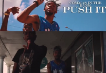 Commas in the Bank - Push It