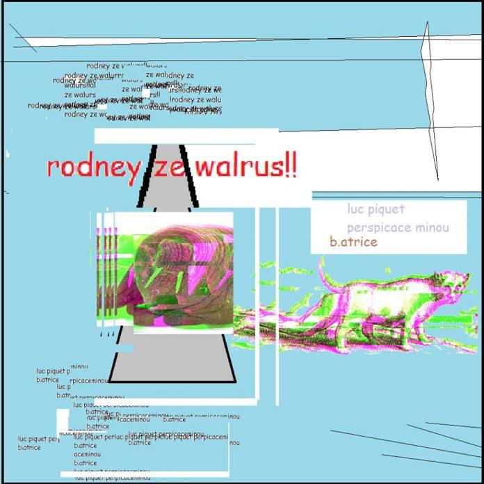 Rodney the Walrus - Luc Piquet / B. Atrice