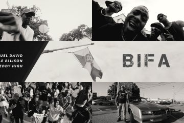 Samuel David - BIFA (Amazing) ft Kyle Ellison & Freddy High