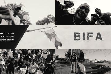 Samuel David - BIFA (Amazing) ft Kyle Ellison & Freddy High