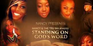 Nancy - Standing on God's Word feat The Tru Believers
