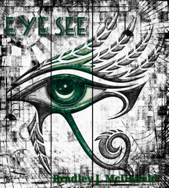 ArtistRack Reviews Bradley J McDonald's 'Eye See'