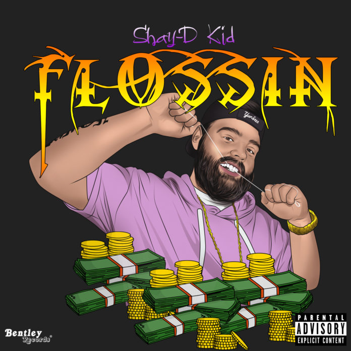 Shay-D Kid - Flossin