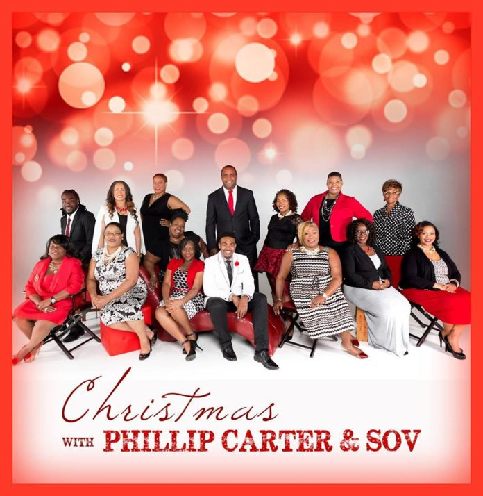 Phillip Carter & SOV - Christmas With Phillip Carter & SOV