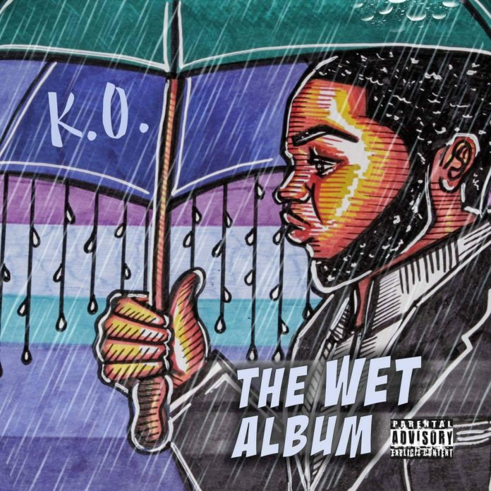 ArtistRack Reviews K.O.'s 'The Wet Album'