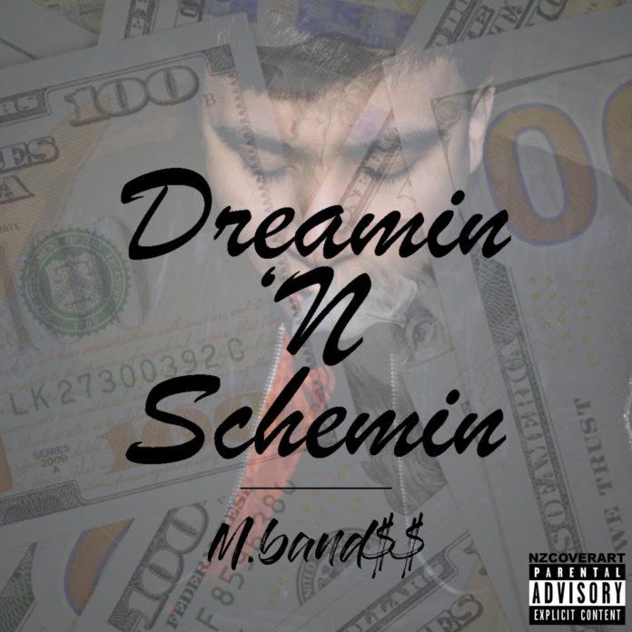 M.Band$$ - A Dream, Dollar, & Words