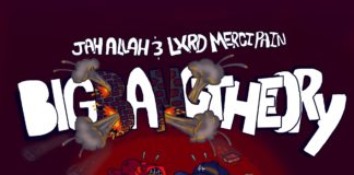 Jah Allah & Lxrd Merci Pain - Big Bang Theory