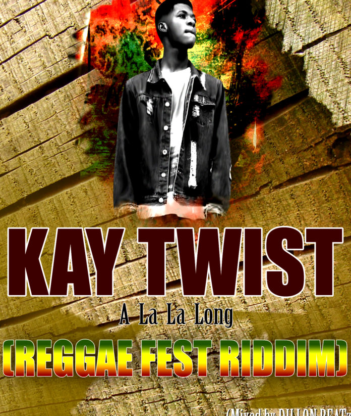 Kay Twist - A La La Long (Mix.By DillonBeatz)