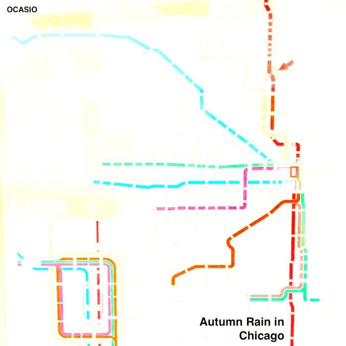 Daniel Ocasio - Autumn Rain in Chicago