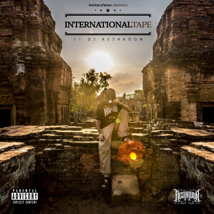 Dj Keshkoon - International Tape