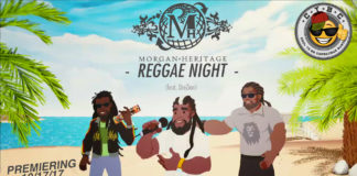 Morgan Heritage - Reggae Night