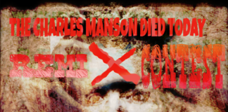 Art Project - Charles Manson Died Today (The Charles Manson Died Today Remix and Composition competition)