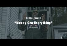 G Moneybagzz - Money Ova Everything (M.O.E.) (Prod. By Wavvy Beats)