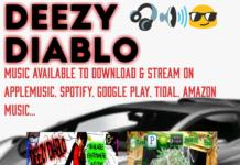Deezy Diablo - Still Dripping Mud On The Grind