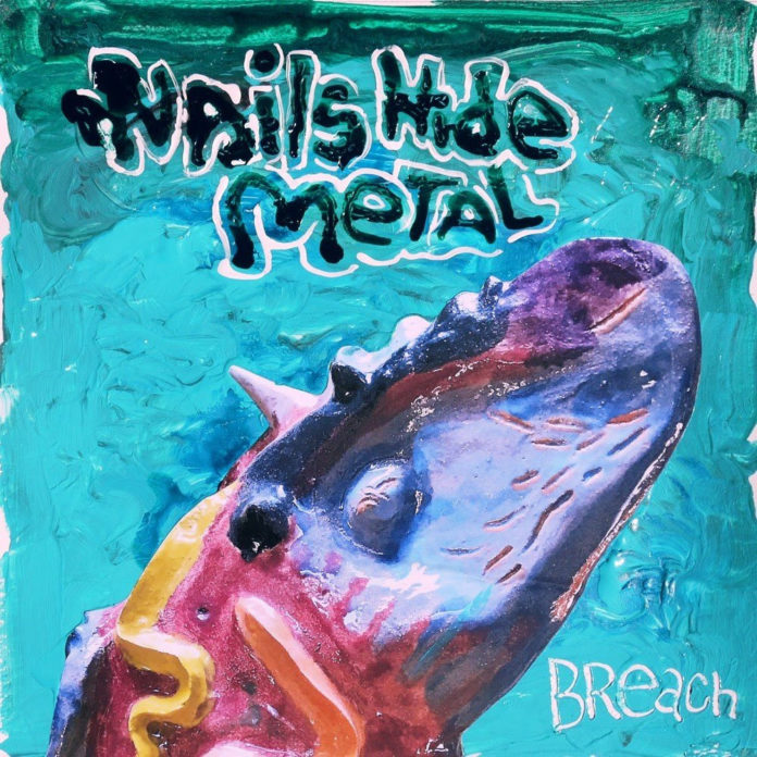 ArtistRack Reviews 'Breach' by Nail Hide Metal