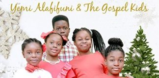 Yemi Alafifuni - My Christmas (feat. Gospel Kids)