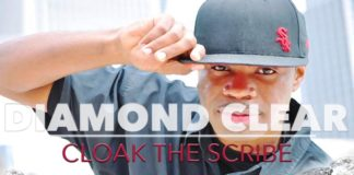 Cloak the Scribe - Diamond Clear (Instrumental by Cloud 9)