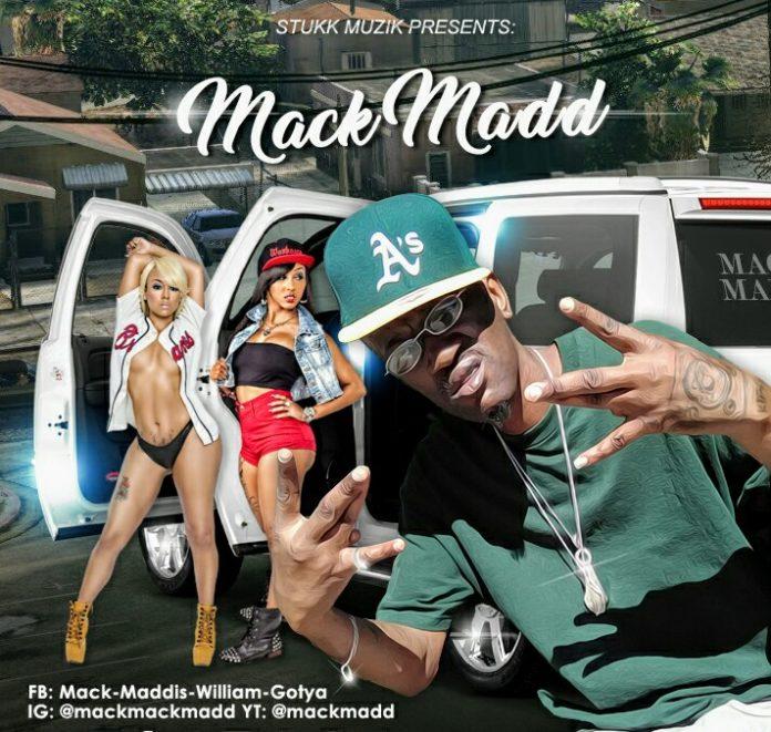 MACK MADD - SHAKE IT
