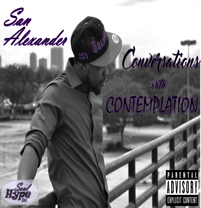 San Alexander - Conversations With Contemplation EP