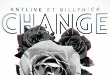Antlive ft Billynick - Change