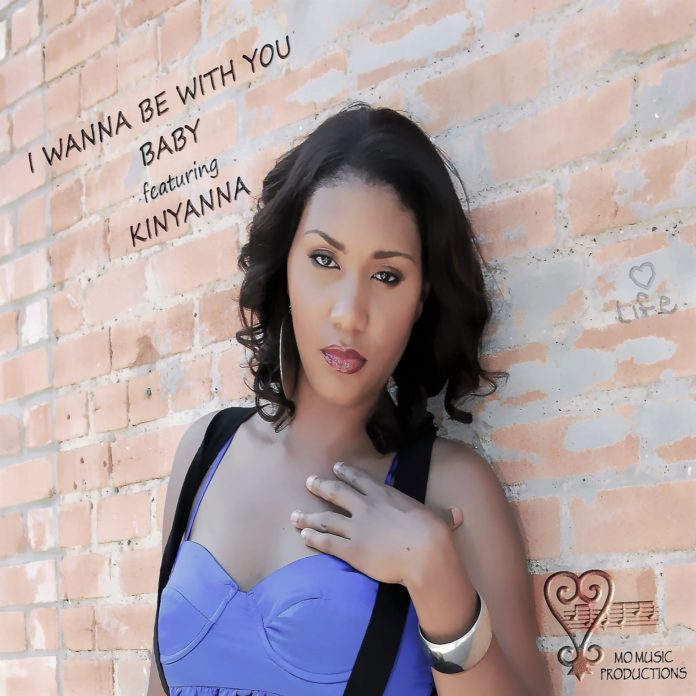 Mo Music Productions featuring Kinyanna - I Wanna Be with You Baby (Seductive Mix)