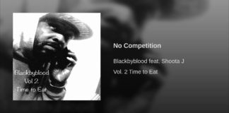 Blackbyblood Feat. Shoota J. - No Competition (Vol 2 Time to Eat)