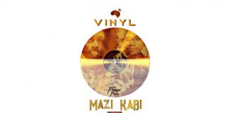 Mazi KaBi - Vinyl (Prod By 3rd The Writer)