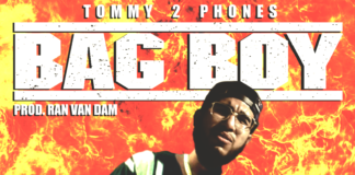 Tommy TwoPhones - Bag Boy (Prod. by RanVanDam)