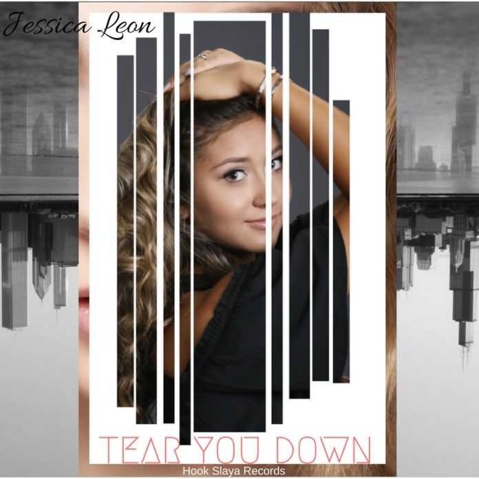 Jessica León - Tear You Down