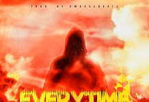 Rayne Michael - Everytime Prod. by KMakesBeats