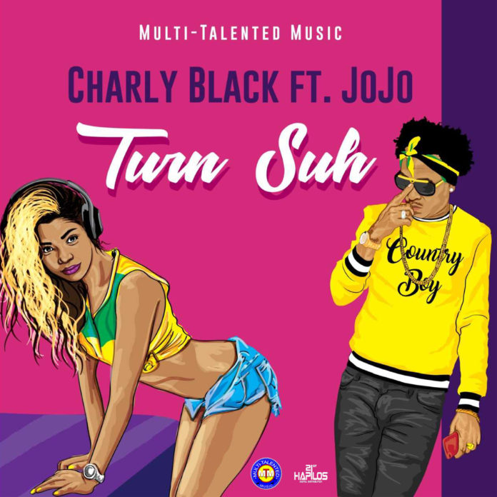 Introducing Charly Black