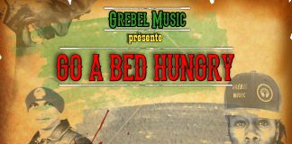 Edgar Rebel & Owen knibbs - GO A BED HUNGRY
