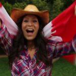 Lucky Doug Fergus - Canadian Woman