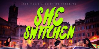 Ten4'Mr.RogerThat - She Switchen