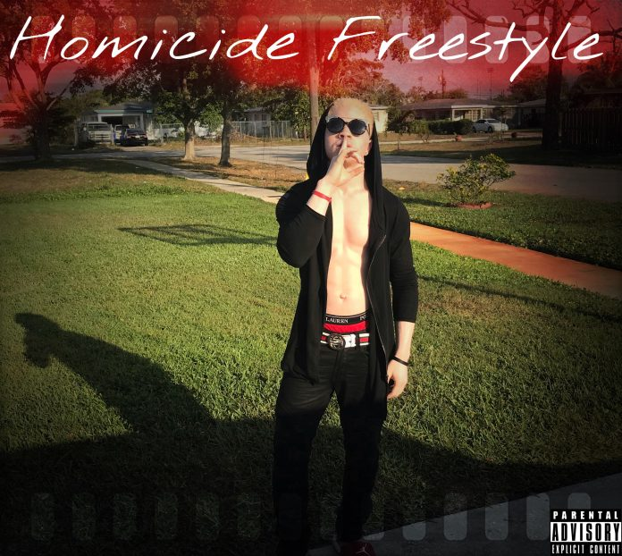 Original Rome - Homicide Freestyle (Prod By. Sean)