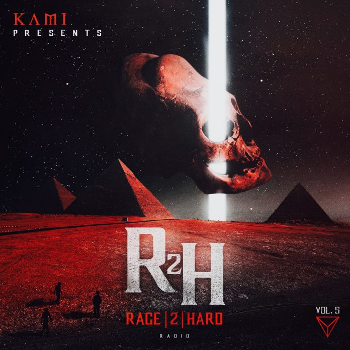 KΛMI - KΛMI Presents: RAGE 2 HARD Radio Vol. 5