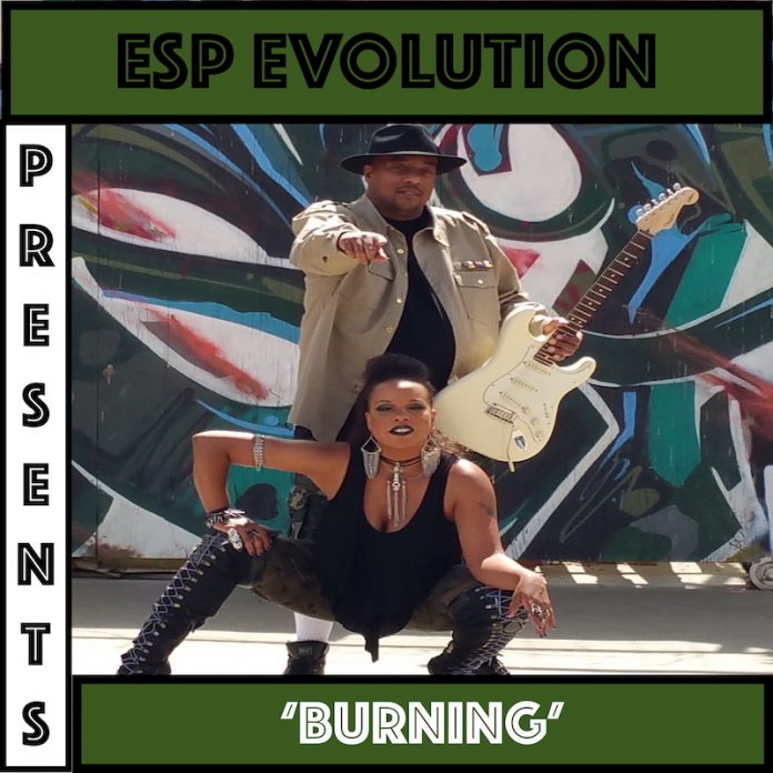 ESP EVOLUTION - BURNING
