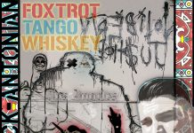 Patrick Antonian - Foxtrot Tango Whiskey