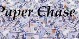 Nick O x O'Harah - Paper Chase